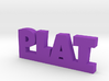 PLAT Lucky 3d printed