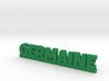 GERMAINE Lucky 3d printed