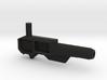 Nightbeat Small Ear Gun Upscaled 3d printed
