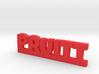 PRUITT Lucky 3d printed