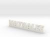 NATHALEE Lucky 3d printed