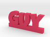 GUY Lucky 3d printed