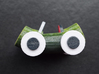 Cucumber Car 2 3d printed