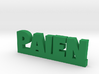 PAIEN Lucky 3d printed