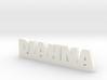 DIAHNA Lucky 3d printed