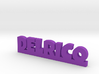 DELRICO Lucky 3d printed