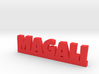 MAGALI Lucky 3d printed