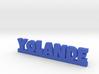 YOLANDE Lucky 3d printed