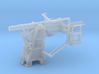 1/96 HA Gun Crew Loading Exercise Machine 3d printed