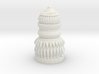Assembled Chess Piece  3d printed