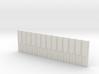 TFA - Circuit Board 3d printed