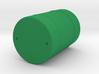 Metal Drum Barrel 3d printed