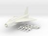 1/200 BAC Lightning T.5 3d printed