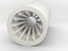 """7/8"""" Kylo Ren Styled Blade Plug 3d printed"""