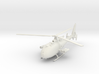 Aerospatiale SA-341M 'Gazelle' (with HOT ATGM) 3d printed