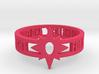 Violet Lantern Oath Ring Size 12.25 3d printed