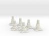 v2.0 FULL SET YUNEEC TYPHOON H480 to DJI prop adap 3d printed