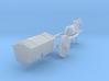 Pferd mit Harritschwagen (N 1:160) 3d printed