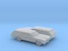 1/160 2X 1971 Ford LTD Station Wagon 3d printed