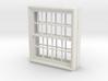 Window, 52in X 60in, 16 Panes, x2 3d printed