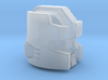 Rafferty soldier's Head for Titans Return 3d printed