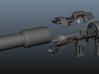 MP-10 Blaster - LED Ready 3d printed