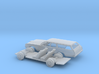 1/160 1971/72 Ford LTD Station Wagon Kit 3d printed