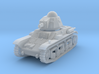 PV87C Renault R35 Light Tank (1/87) 3d printed