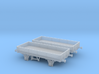 Colwick open wagon 3d printed