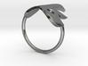 Deco Ring 13mm UK C 1/2 US 1 3/4 3d printed