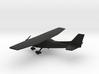 Cessna 172 Skyhawk 3d printed