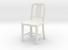 1:24 Metal Chair 3d printed