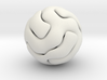 Gyroid Double Sphere 3d printed