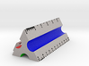Architect's Scale Business Card Holder 3d printed