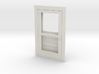 Door, Single with Screen, 47in X 82in, 1/32 Scale 3d printed