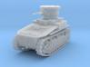 PV19D T1E2 Light Tank (1/ 72) 3d printed