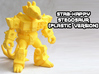 Stab-Happy Stegosaur 3d printed