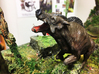 Daeodon Small size 3d printed