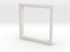 Window, 54in X 54in, Single Pane 3d printed
