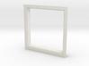Window, 54in X 54in, Single Pane 3d printed