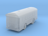 1:200 Scale Bluebird USAF Aircrew Bus 3d printed