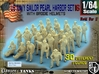 1-64 US Navy Pearl Harbor Set 16 3d printed