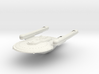"""Carter Class Refit  Patrol Cutter  3.1"""" long 3d printed"""