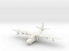Grumman HU-16 (SA-16) Albatross (on land) 1/200 3d printed