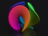 Enneper Rainbow 3d printed Enneper Rainbow Preview
