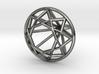 Diamond Wire Pendant 3d printed