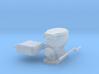 EP727 Toilet 3d printed