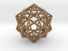 Star Faced Dodecahedron 3d printed