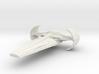 Scimitar Sith Infiltrator 3d printed