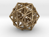Super Stellated IcosiDodecahedron 3d printed